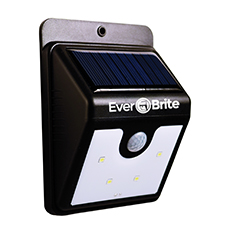 Ever Brite Motion-Activated Outdoor LED Area Light