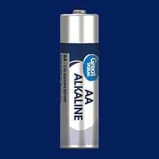 Great Value Alkaline AA Batteries