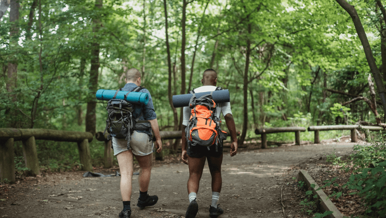 Off-The-Grid Hiking For Less Than $50