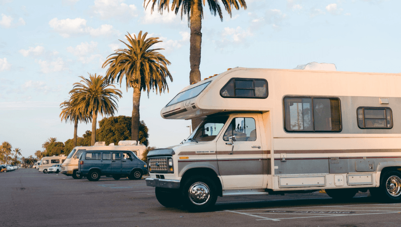 Off-the-Grid RV for Less Than $500