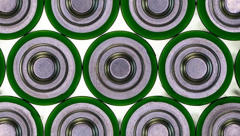 Organosilicon Electrolyte Batteries