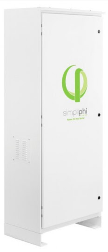 SimpliPhi''s home battery