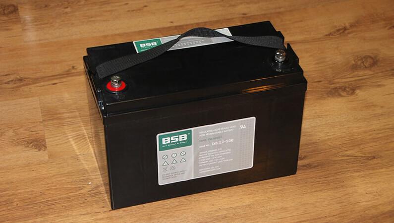 Standard Lead-Acid Battery