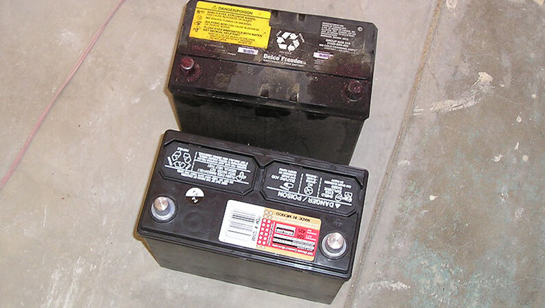 Zinc-Manganese Oxide Batteries